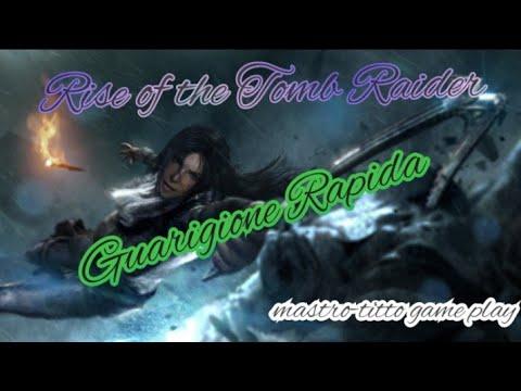 Rise of the Tomb Raider  Ep 12  Valle geotermica + Tomba opzionale : Casa della sofferenza