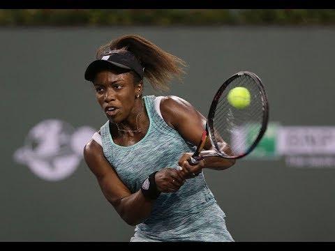 2018 Indian Wells First Round | Sachia Vickery vs. Eugenie Bouchard | WTA Highlights