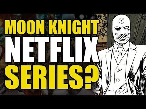 Marvel's Moon Knight Netflix Series?