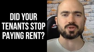 Tenants Not Paying Rent - What You Should Do
