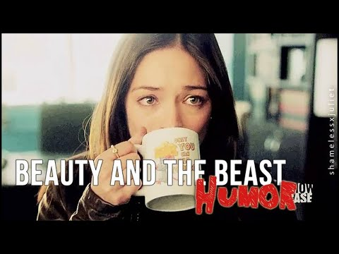 BEAUTY AND THE BEAST  HUMOR!