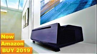 Best 4K Laser Smart TV Home Projector | 5 Best Short throw Projector Buy in 2019