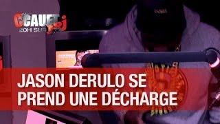 Jason Derulo se prend une décharge électrique - C'Cauet sur NRJ