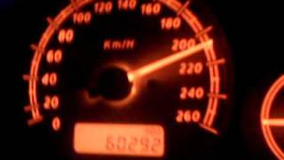 rover 45 1 4 k series 215km h