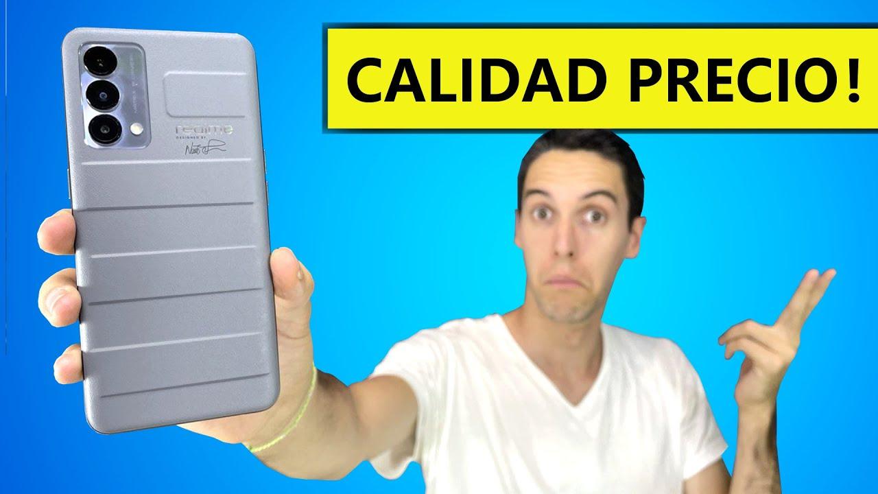 ESTE nuevo GAMA MEDIA es ESPECIAL!!!! Realme GT Master Edition