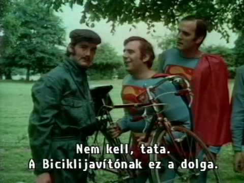 Monty Python FC 3. - Biciklijavító (Bicycle Repair Man)