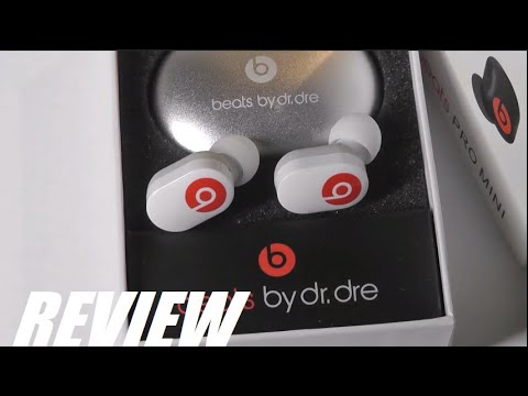 Review Beats Pro Mini Tws Wireless Earbuds Interesting Clone Youtube