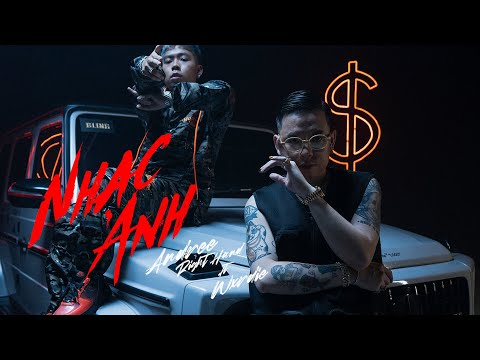 Andree Right Hand - NHẠC ANH ft. Wxrdie [Official Music Video]