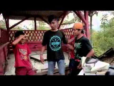 lagu sunda preman kampung TOBAT (kocak abis)
