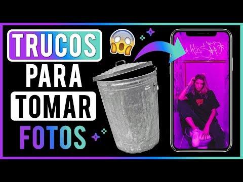TRUCOS PARA TOMAR FOTOS TUMBLR