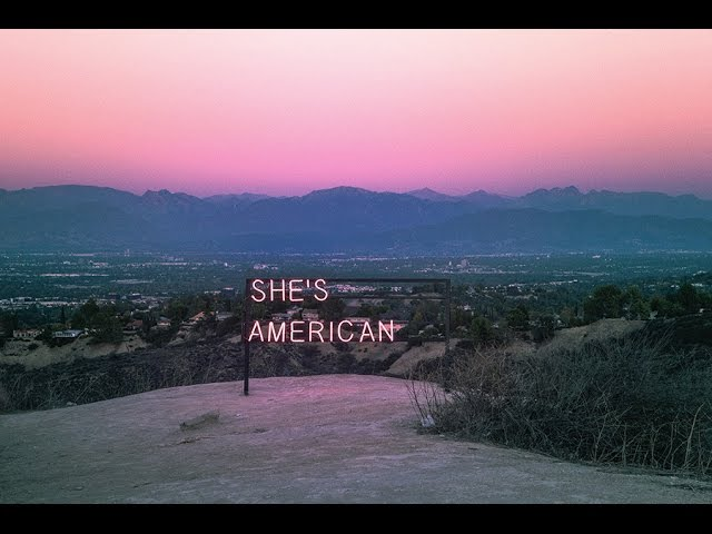 3. The 1975 – She's American