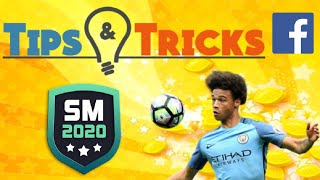 SM20 TIPS AND TRICKS 🔥 GREAT ADVICE | Soccer Manager 2020