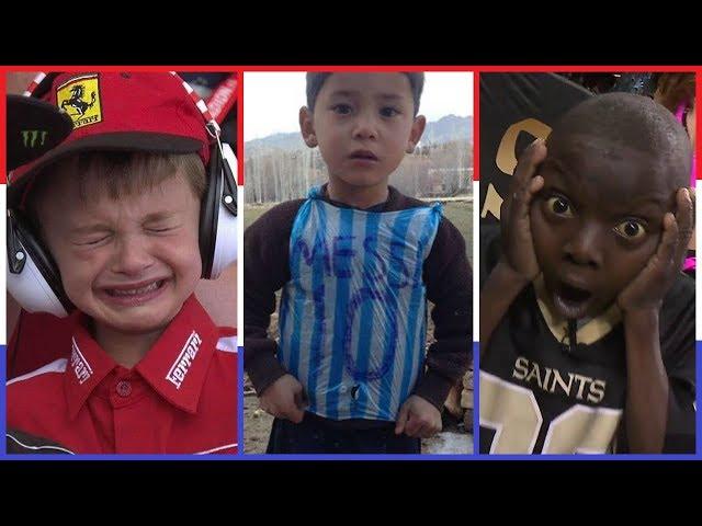 25 Kinderen Die Hun Sporthelden Ontmoeten!