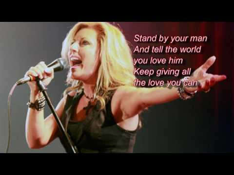 Stand by your man - Guylaine Tanguay