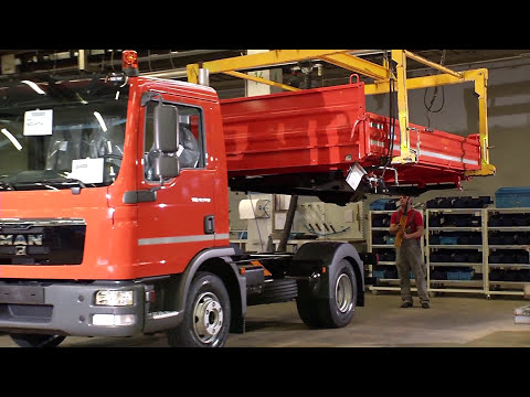 MAN Trucks Production