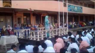 Perlancaran Program Sekolah Selamat 3K: Ucapan PK HEM