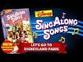 Disney Sing Along Songs Lets Go To Disneyland Paris (1996 VHS Upscaled to HD)