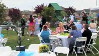 Farmington Utah Wedding Reception