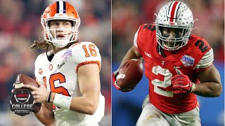 Clemson, Ohio State go back and forth in CFP semifinal | College Football Playoff Highlights