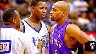 Repeat youtube video Vince Carter vs Tracy Mcgrady HD