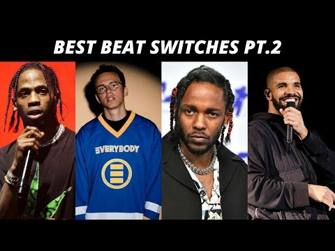 Best BEAT SWITCHES In Rap Songs | PART 2