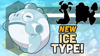Designing NEW POKEMON (and Redesigning Old Ones!) - New ICE TYPE!