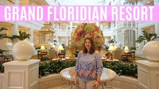 Dinner and Fireworks at Disney's Grand Floridian Resort | June 2018