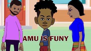 Amu is funny (TGM CARTOON)