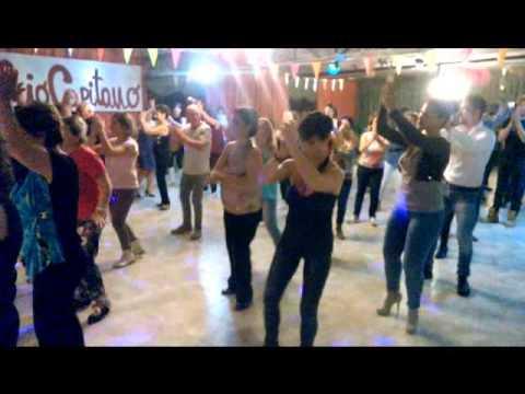 Bomba Latina Joey & Rina // Mio capitano 25.10.2014 // balli di gruppo 2014/2015 Line Dance