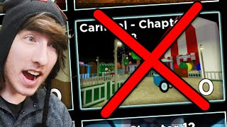 SAY GOODBYE TO THE CARNIVAL MAP.. (BIG CHANGES) | Roblox Piggy