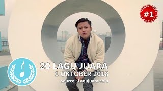 Video 20 LAGU JUARA  (1 Oktober 2018) download MP3, 3GP, MP4, WEBM, AVI, FLV Oktober 2018