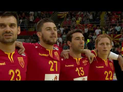 EHF 2018 Qualifying Macedonia Vs Czech Republic (Full Match)