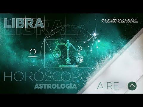 LIBRA | 20 AL 26 DE NOVIEMBRE | HORÓSCOPO SEMANAL | ALFONSO LEÓN ARQUITECTO DE SUEÑOS