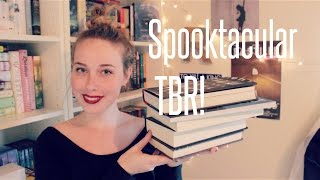 Spooktacular (October) TBR! Thumbnail