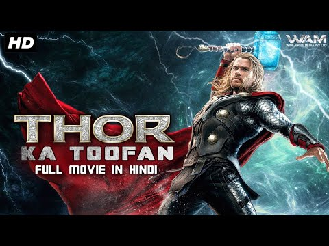 THOR KA TOOFAN (2021) New Released Full Hindi Dubbed Movie   Hollywood Movie In Hindi Dubbed