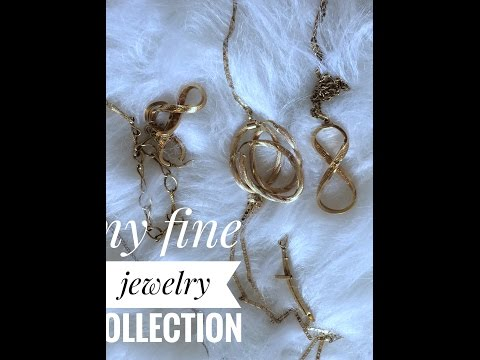 My fine jewelry collection 2016.
