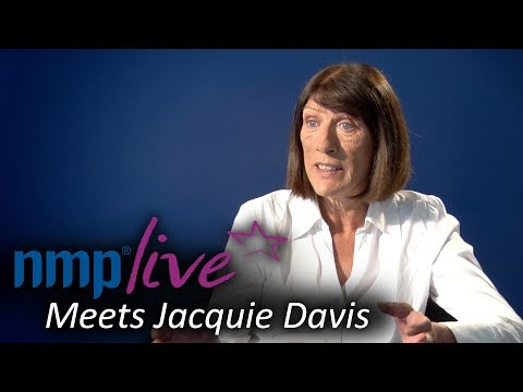 NMP Live Meets Jacquie Davis - One of the World's Top Female Bodyguards