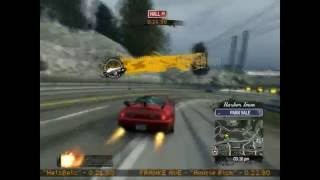 BestGames 2007/8/9 Bonus #1 : Burnout Paradise Crashs And High Jump