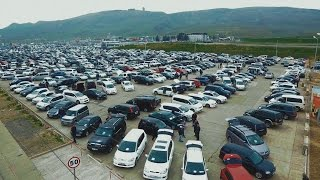 Araclar Gürcistan'dan Alım ve satım isleri Turkiyeye goturmek