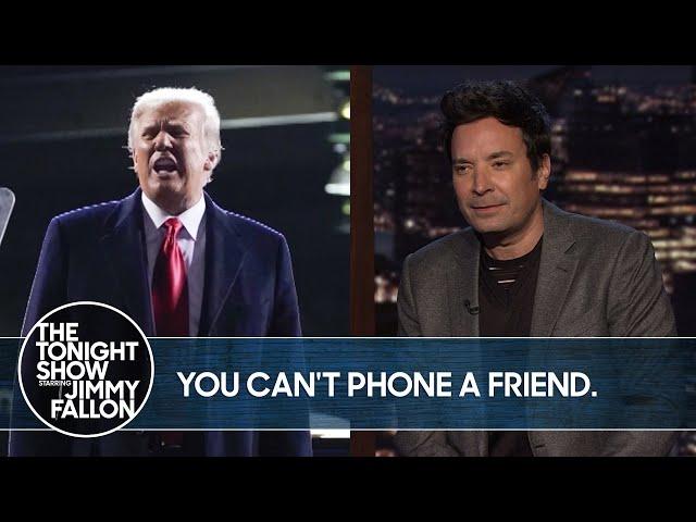 Trump's Desperate Call to Georgia Secretary of State | The Tonight Show