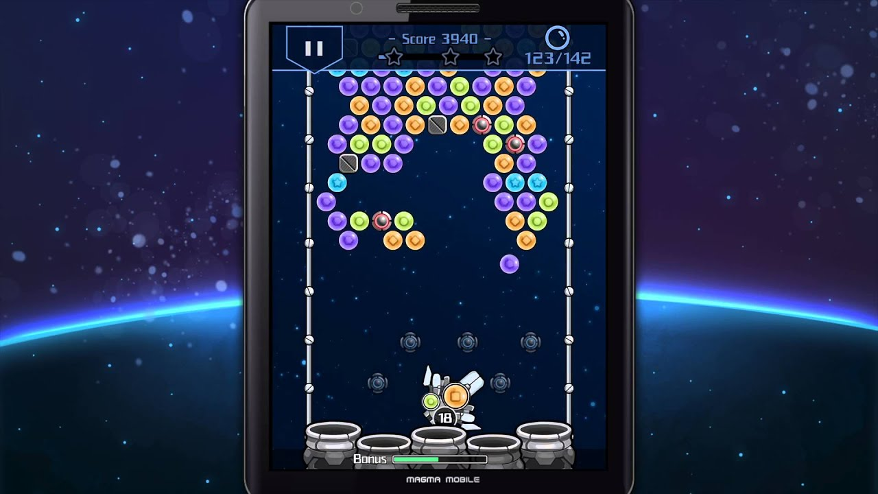 mobile games free download bubble shooter
