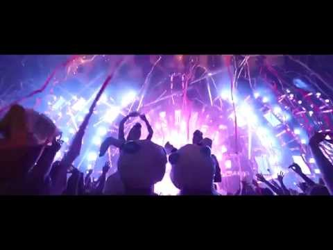 Calvin Harris - Blame ft. John Newman (FULL HD) LIVE UMF #2014