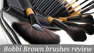 Bobbi Brown makeup brushes review || Beauty clap's