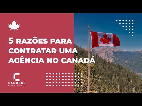 5 MOTIVOS PARA CONTRATAR UMA AGÊNCIA NO CANADÁ