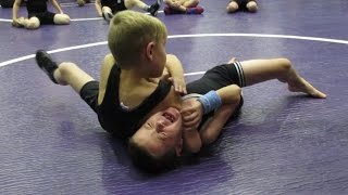 3 TIME KID WRESTLING CHAMP