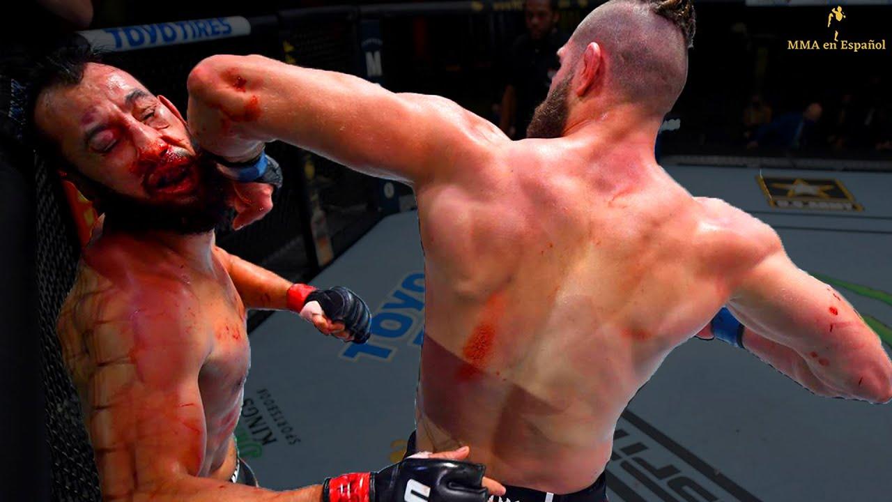 Resumen Completo Jiri Prochazka vs Dominick Reyes  | UFC Vegas 25