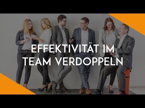 Effektivität im Team verdoppeln | Büro-Kaizen
