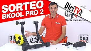 SORTEO BKOOL PRO 2