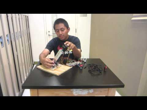 Luis F's Final Robotic Arm Video!
