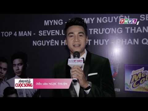 Phong cách & Cuộc sống - Dàn mỹ nam mỹ nữ Sài thành tham gia đêm hội ĐẠI HỘI MỸ NAM 4
